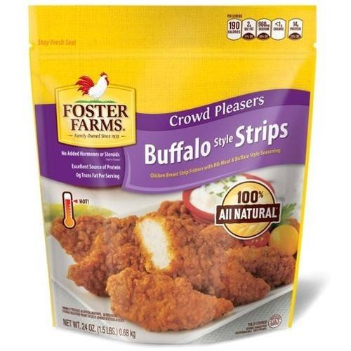 Foster Farms Buffalo Style Chicken, 24 oz