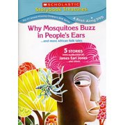 Why Mosquitoes Buzz in People's Ears...And More African Folk Tales (DVD)