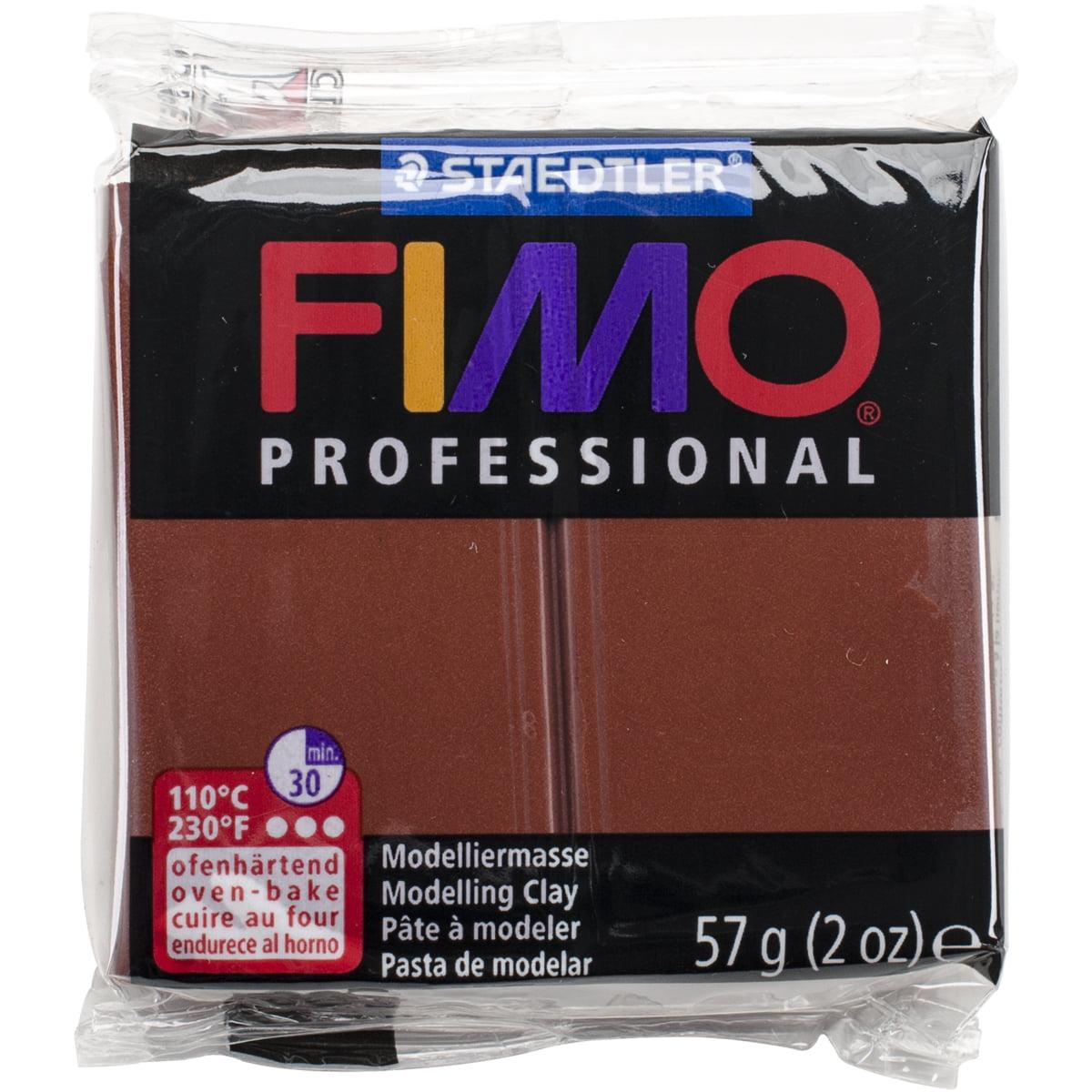 Fimo Professional Soft Polymer Clay 2oz-Violet