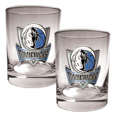Dallas Mavericks 14oz. Rocks Glass Set - No Size](Lakers Clippers Halloween)