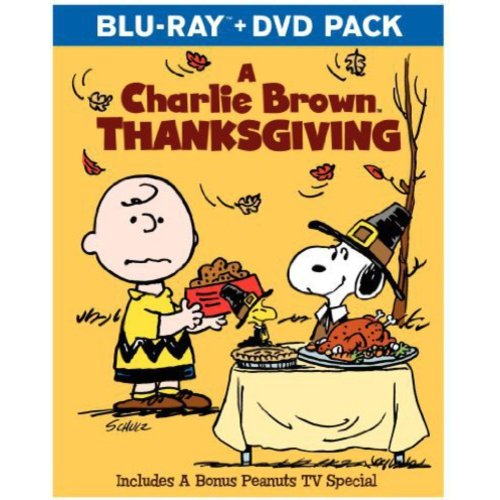 A Charlie Brown Thanksgiving (Blu-ray) (Widescreen)