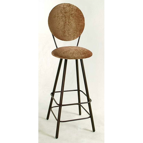 Grace Collection 30'' Swivel Bar Stool