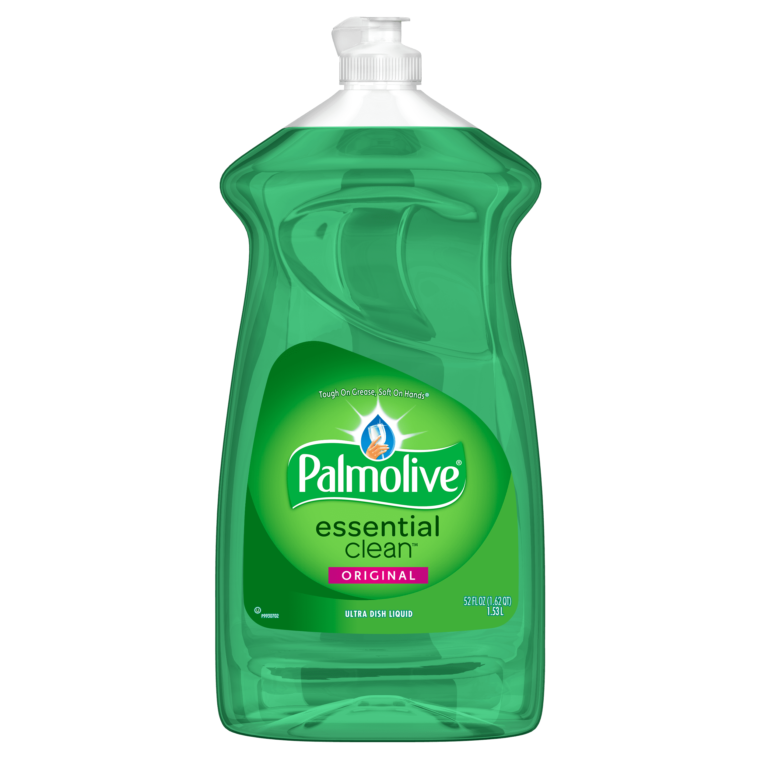Palmolive Liquid Dish Soap Essential Clean, Original - 52 fluid ...
