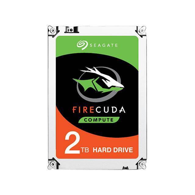 Seagate Firecuda ST2000LX001 2TB SATA 6.0 GB/s 64MB Hard Drive (2.5 inch)