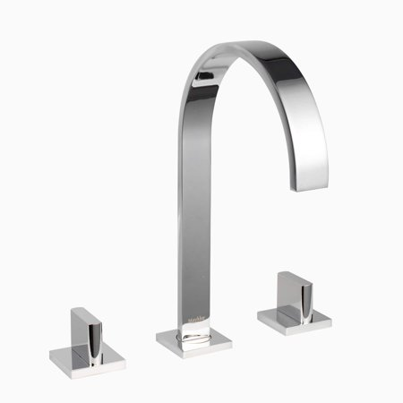 Chrome Widespread Sink (SoHo  8