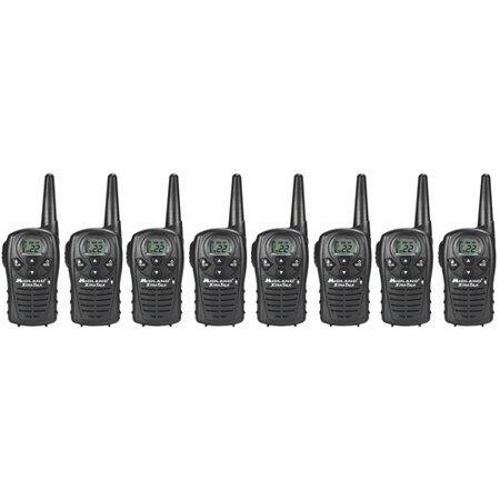 Midland Lxt118vp  8 Pack  2Way Radio