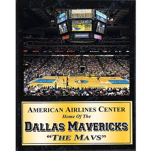 NBA Dallas Mavericks Stat Plaque, 12x15