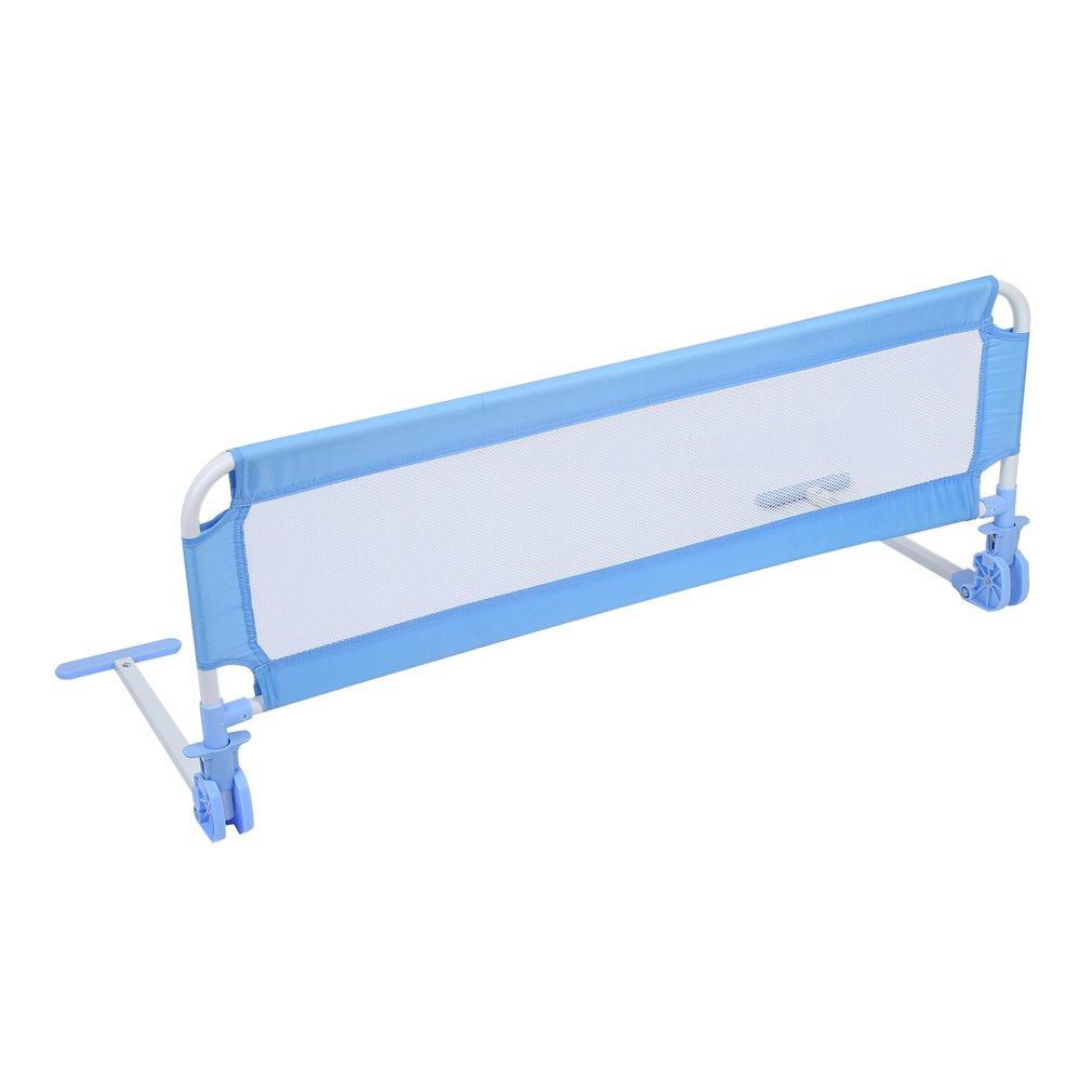 CNMODLE 1m Toddler Children Bed Rail Bedside Safety Guard Bedrail ...