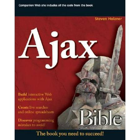 Ajax Bible - Walmart com