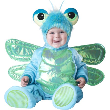Infant Dinky Dragonfly Costume by Incharacter Costumes LLC - Dragonfly Nightclub Halloween