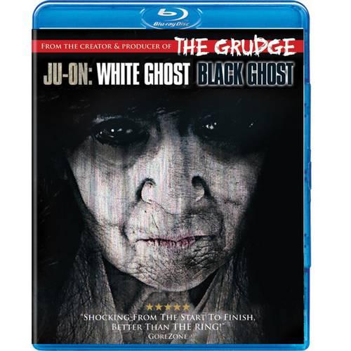 Ju-On: White Ghost - Black Ghost (Blu-ray)