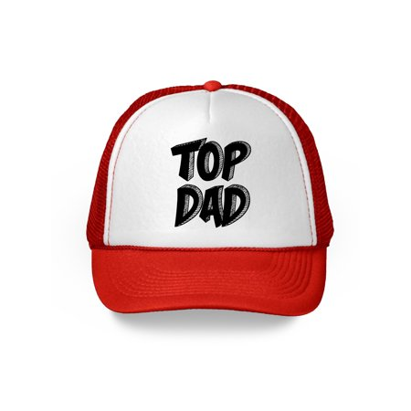 Awkward Syles Top Dad Trucker Hat Top Dad Gifts for Father s Day Best Dad  Ever Trucker Hat Dad Accessories Father s Day Gifts Dad 2018 Snapback Hat  Daddy ... e55f6e1993d