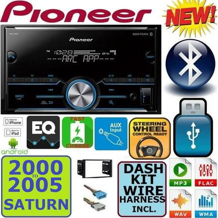 2000-2005 SATURN AM/FM MP3 WMA USB EQ BLUETOOTH IPOD IPHONE AUX CAR RADIO