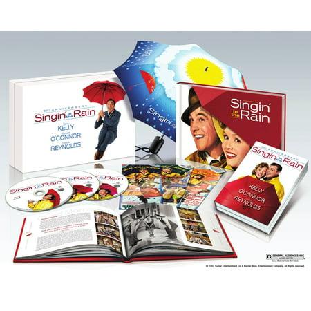 Singin' In the Rain: 60th Anniversary Ultimate Collector's Edition (Blu-ray + DVD) ()