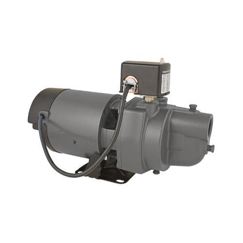 Flint & Walling Star Water ES07S Shallow Well Jet Pump, .75-HP Motor, 1032-GPH by FLINT & WALLING/STAR WATER