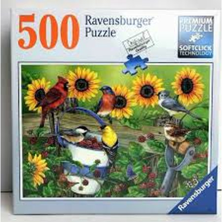 Ravensburger - Berry Bucket - 500 Piece Jigsaw Puzzle Ravensburger Puzzle Accessories