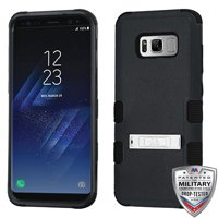 For Samsung Galaxy S8 Plus TUFF Hybrid Phone Shockproof Stand Protector Case