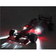Toys Car Racing Formula 1 for 3-12 Year Old Boys Pullback Formula Race Cars  Light Sound Effects Race Cars for Kids Christmas or Halloween Gifts for