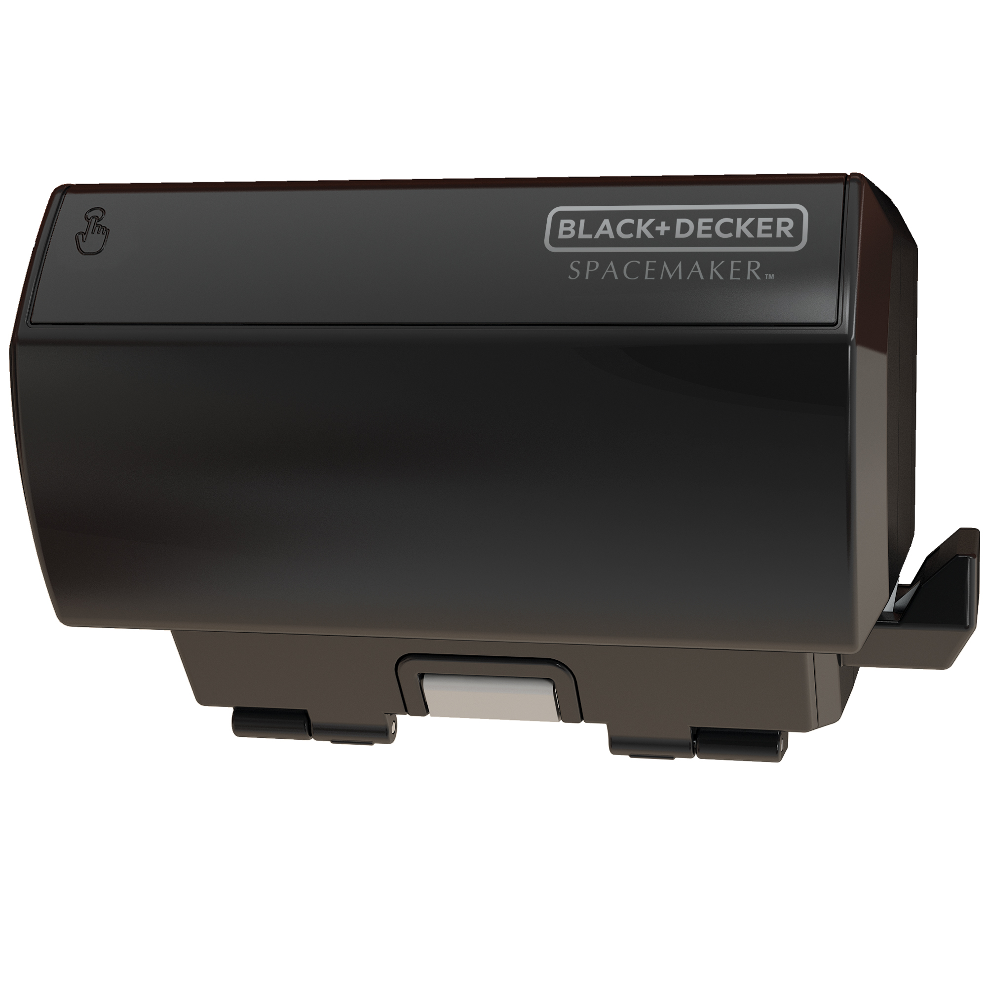 Black & Decker SpaceMaker Multipurpose Can Opener, Black, CO100B by BLACK DECKER
