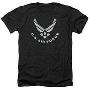 Air Force Logo Mens Heather Shirt