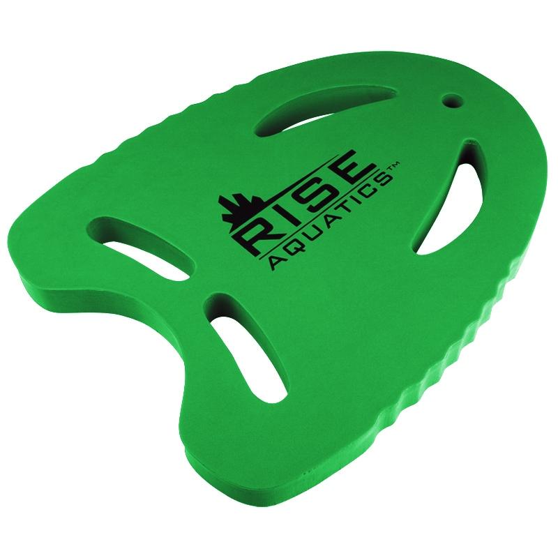 Rise Champion Kickboard in Green