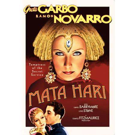 Mata Hari (1931) 11x17 Movie Poster - Juan Mata Halloween