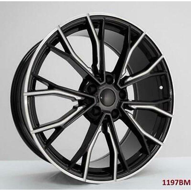 20'' Wheels For BMW 330i Xdrive 2019 & UP 5x112 20x8.5/9.5