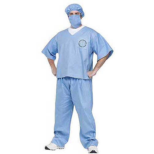 Doctor Adult Halloween Costume
