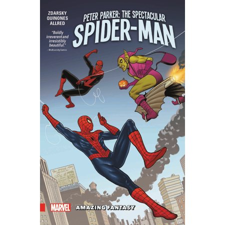 Peter Parker: The Spectacular Spider-Man Vol. 3: Amazing