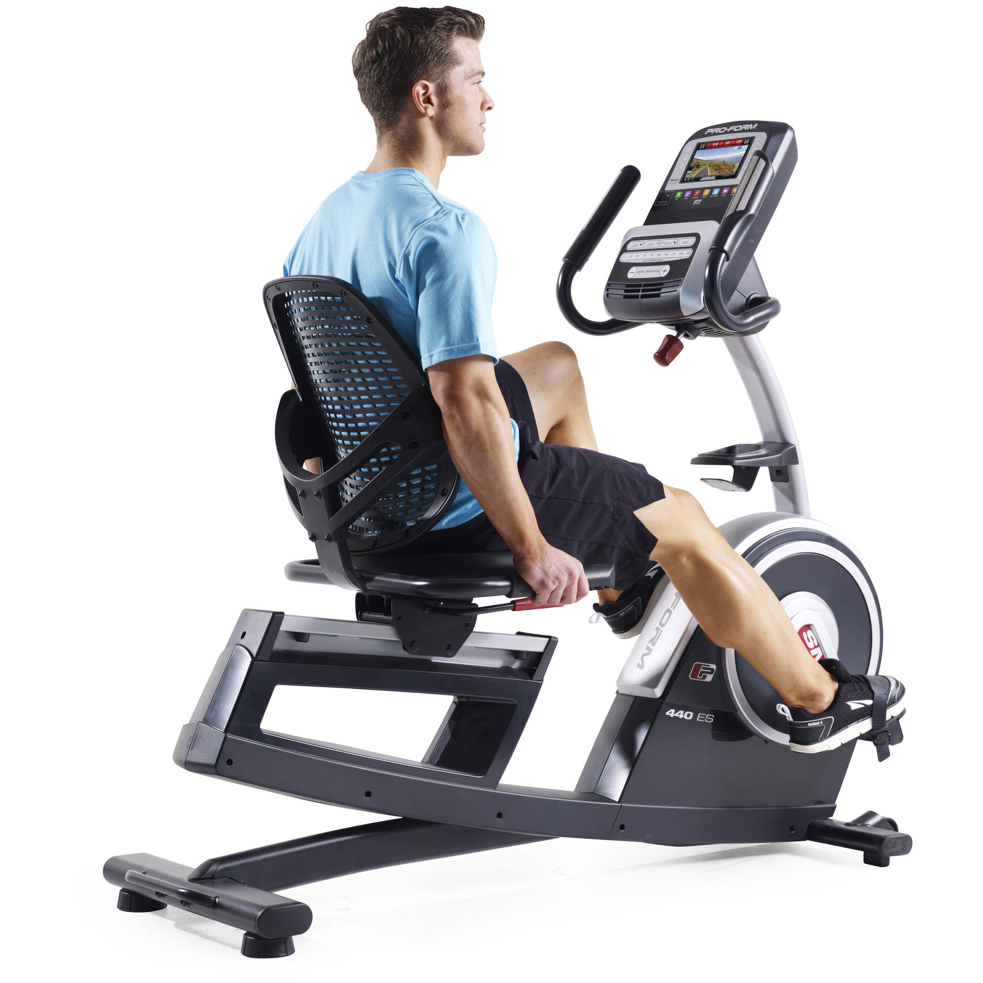 ProForm 740 ES Exercise Bike