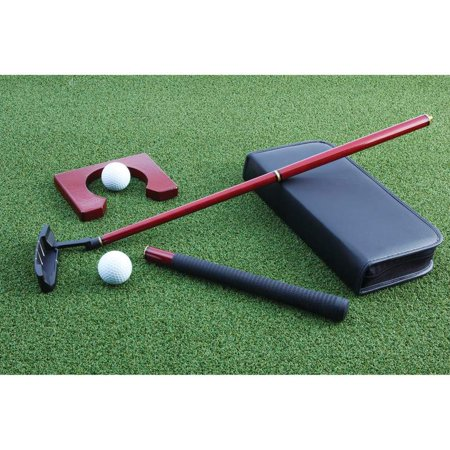 B & F System SPUT Wood Putter by Maxam