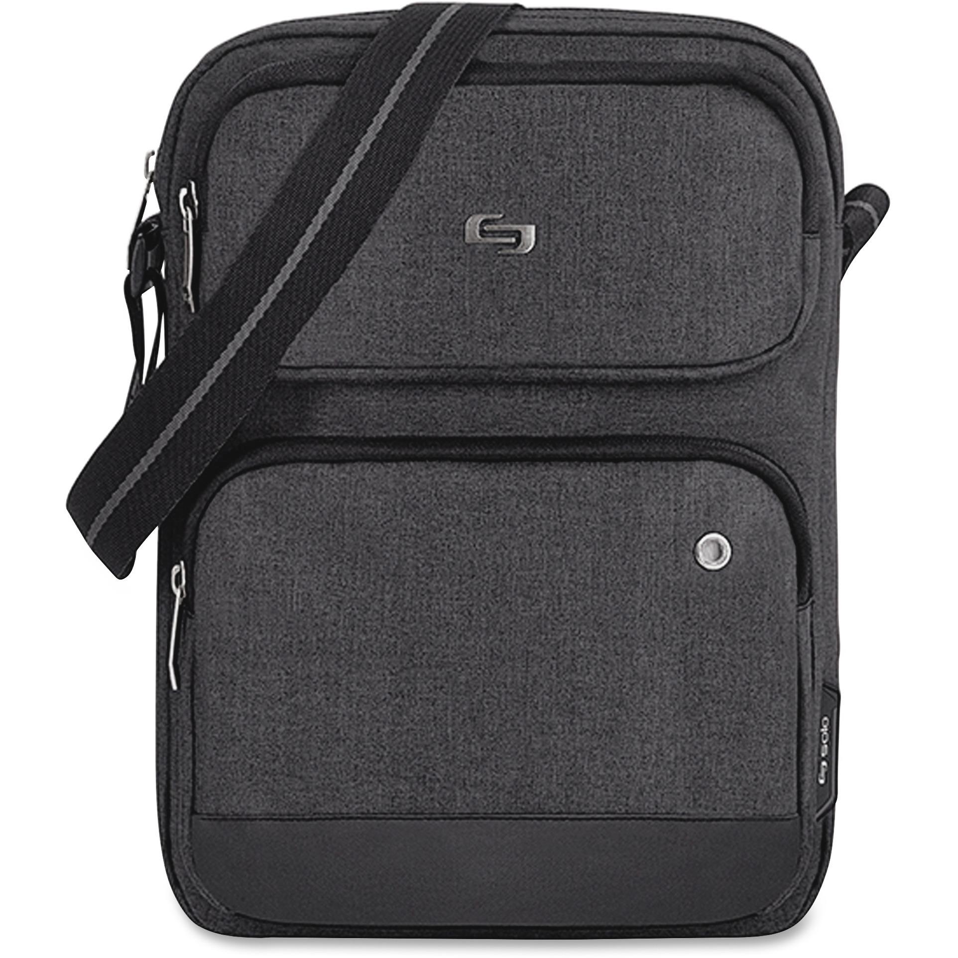 Solo, USLUBN21010, US Luggage Urban Universal Tablet Sling, 1, Gray