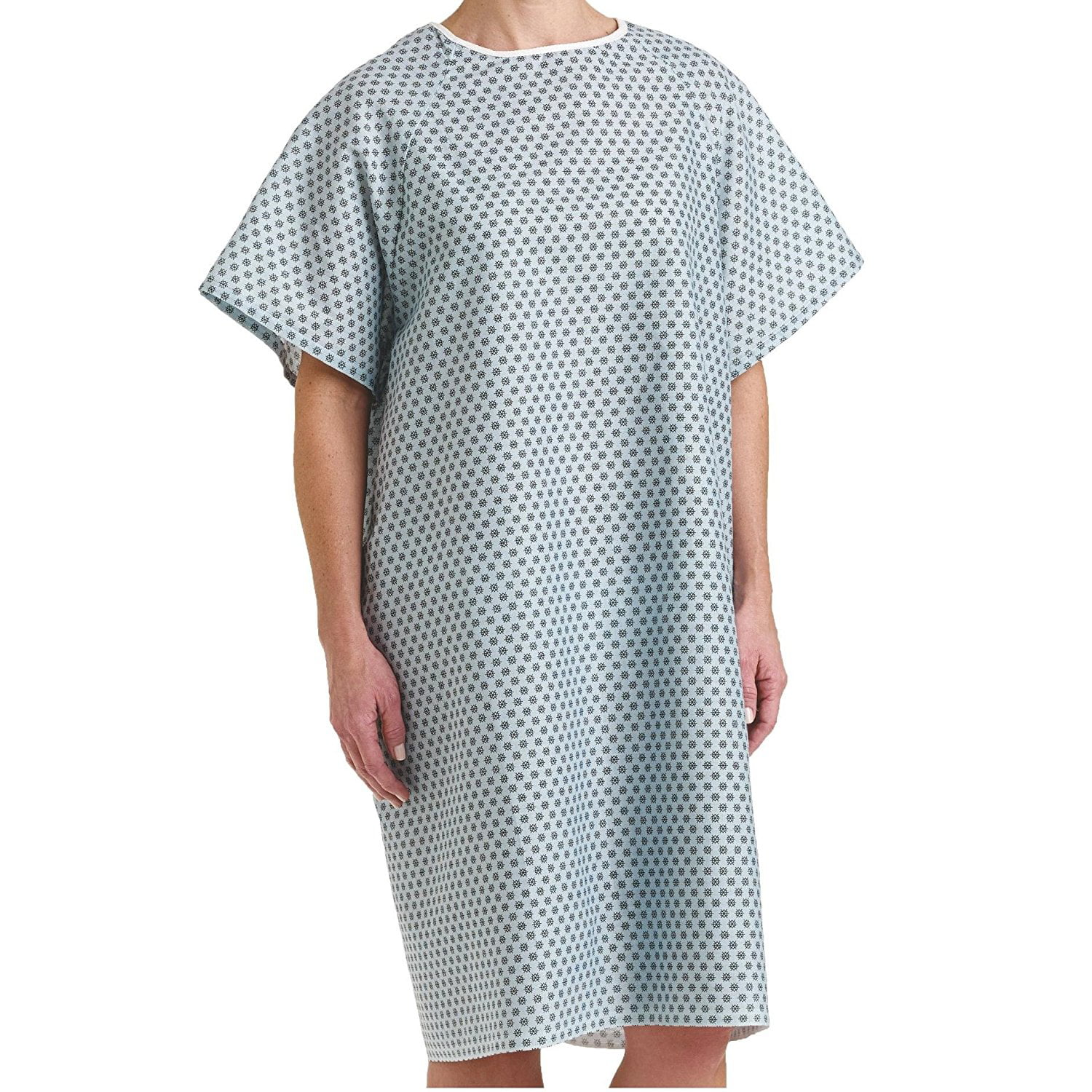 Deluxe Patient Hospital Gown, Easy Care, Soft & Comfortable GOWNS ...