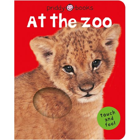 Asahiyama Zoo (Bright Baby Touch & Feel at the Zoo (Board Book) )