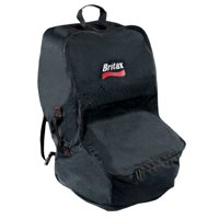 Britax Car Seat Travel Bag, Backpack for Car Seats, Black