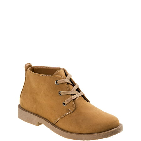 Joseph Allen Boys' Youth Faux Suede Chukka Boots