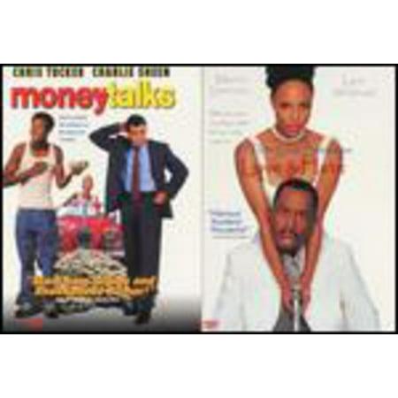 Thin Line Between Love & Hate/Money Talks (DVD) (Best Charlie Sheen Lines)