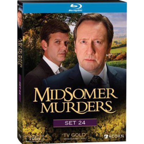Midsomer Murders: Set 24 (Blu-ray) (Widescreen)