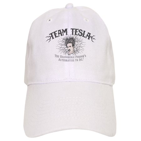f007166d40f9e CafePress - Tesla-Static-LTT Baseball - Printed Adjustable Baseball Cap -  Walmart.com