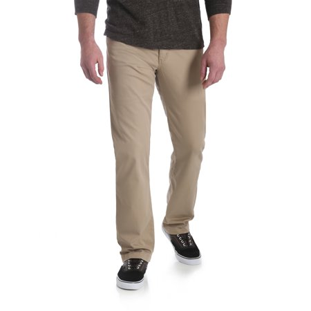6a9b8fe6 Wrangler - Wrangler Men's Performance Series 5 Pocket Pant - Walmart.com