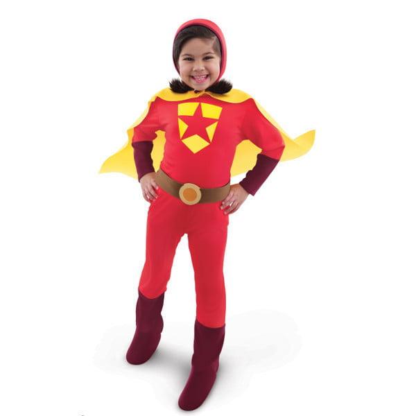 Toddler Word Girl Costume