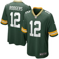 Aaron Rodgers Green Bay Packers Nike Game Player Jersey - Green