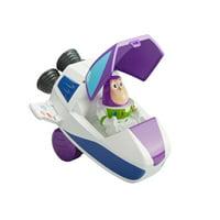 Disney Pixar Toy Story Buzz Lightyear Pop-up Spaceship Cruiser