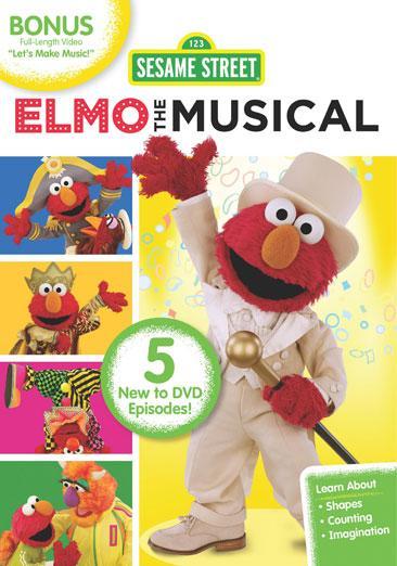 Sesame Street PBS Kids: Elmo the Musical (Other) by Ingram Entertainment