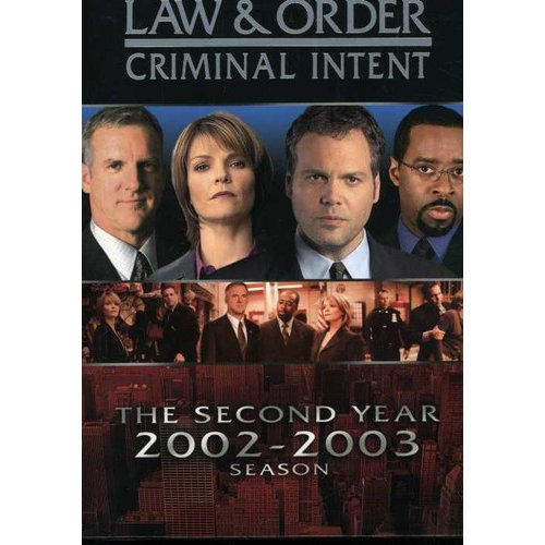 Law & Order: Criminal Intent - The Second Year (Full Frame)