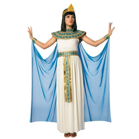 Cleopatra Adult Halloween Costume, Size: Women's - One Size - Cleopatra Costume For Child