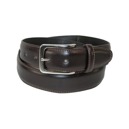 Thomas Bates  Deerfield Leather Money Belt (Men's) Thomas And Betts Snap N Seal