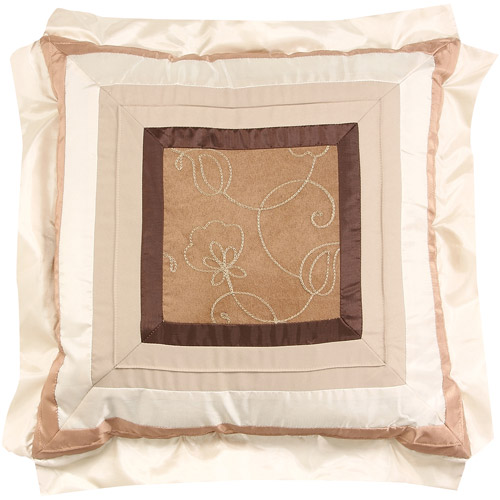 Better Homes and Gardens Langston Collection Square Decorative Pillow
