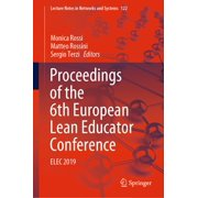 Proceedings of the 6th European Lean Educator Conference - eBook