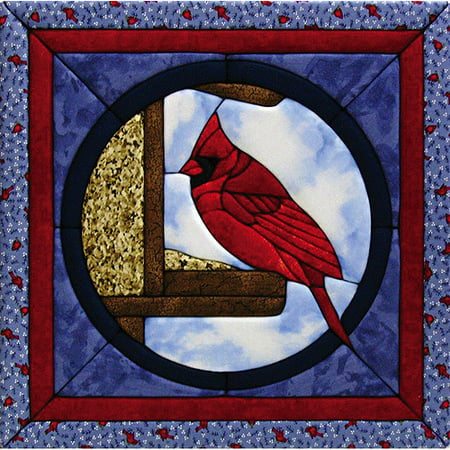 Cardinal Quilt Magic Kit - Walmart.com : cardinal quilt - Adamdwight.com